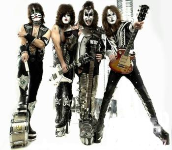 Die Kiss Forever Band