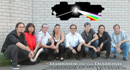 """""""Darkside of the Diamond"""", die Pink Floyd Tribute Band aus dem Rhein Main Gebiet spielt am am 08. November live im Alten E-Werk der Rock-City Nierstein!"""
