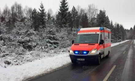 Wintereinbruch: Hiltrud fordert Rettungsdienst
