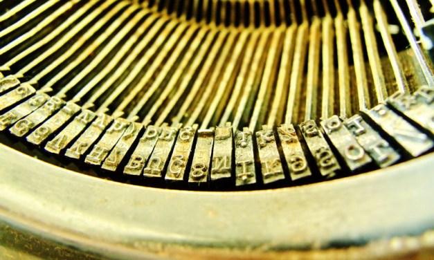 Mainz: Schrecklicher Schrecken durch Schreibmaschine