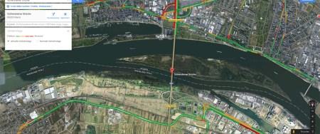 Die Schiersteiner Brücke ist bald kein Nadelöhr mehr.