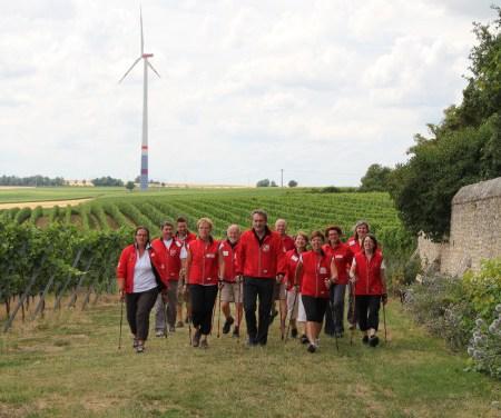 Rheinhessen-Walker starten mit neuem Programm