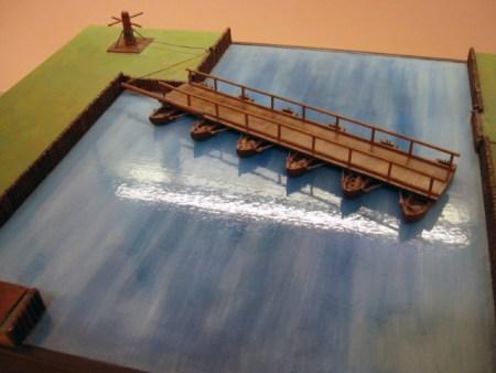 Die Idee ist uralt, denn schon Galileo Galilei hatte ein Konzept für eine Bedarfsbrücke entwickelt (Bild. Wikipedia CC-Lizenz)