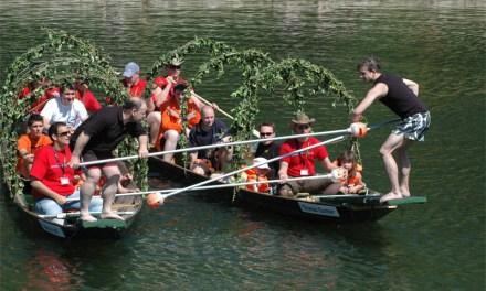 DLRG lädt zum Schifferstechen am Pfingstsonntag