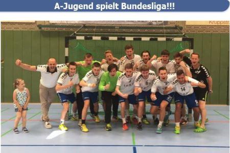 A-Jugend spielt Bundesliga