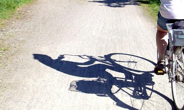 Radfahrer verliert Bewusstsein, stürzt und stirbt