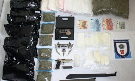 Polizei überführt Drogenbande in Worms