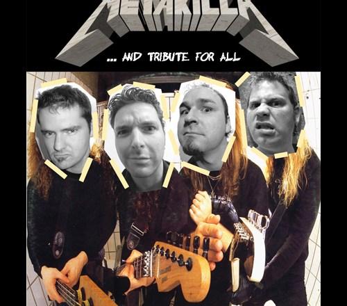Metakilla leben Metallica und kommen nach Dexheim
