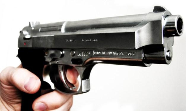 """""""Die Waffe hat noch genau 6 Schuss!"""""""