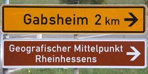 Wo liegt die Mitte Rheinhessens? In Gabsheim!