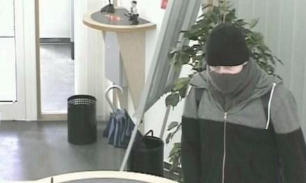 Polizei Mainz fahndet nach Bankräuber