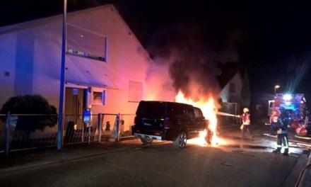 PKW-Brandstiftung in Worms – Polizei sucht Zeugen