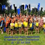 6. Handball-Camp Handball-Club Mainz-Gonsenheim