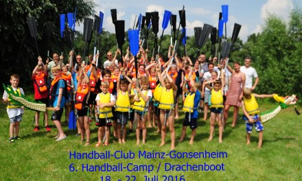 6. Handball-Camp Handball-Club Mainz-Gonsenheim