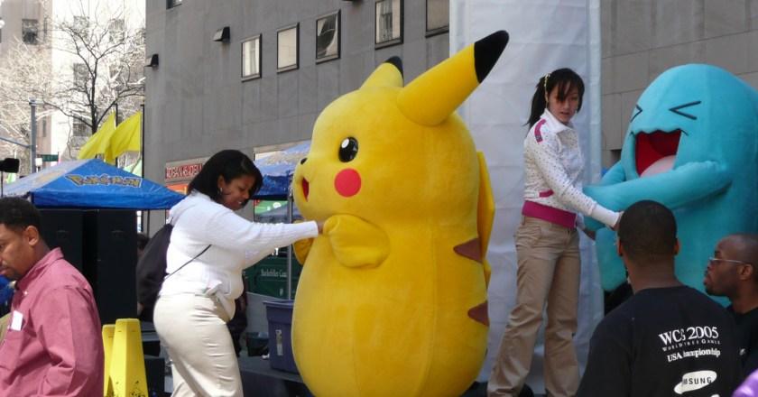 Ihr werdet nicht glauben, wo DLRG und Feuerwehr in Mainz ein Pokémon gefangen haben