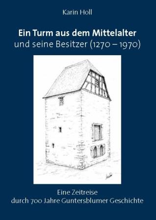 Buchvorstellung Karin Holl (Bild: Kulturverein Guntersblum)