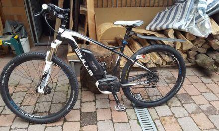 Raub eines E-Bikes – Polizei sucht weiter Zeugen