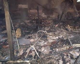 Brandstiftung in Rheinndürkheim – Polizei sucht Zeugen