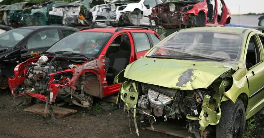 … und dann war da noch der Mann, der sein Auto reparieren wollte …