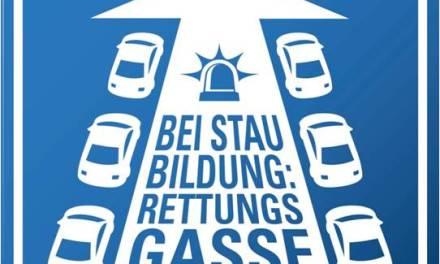 Von Mainz bis Nierstein vorbildliches Verhalten im Straßenverkehr – Lob eines Polizeibeamten