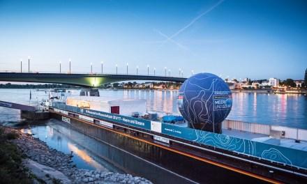 Mitmach-Ausstellung an Bord der MS Wissenschaft in Mainz