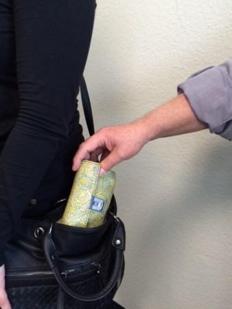 Freizeit mit Folgen - Schützen Sie sich vor Taschendieben