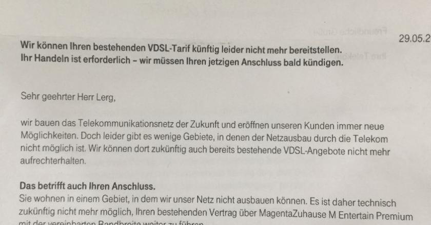 Telekom kündigt auch VDSL-Anschlüsse in Nierstein