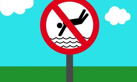 Die DLRG warnt vor Sprung in den Rollstuhl