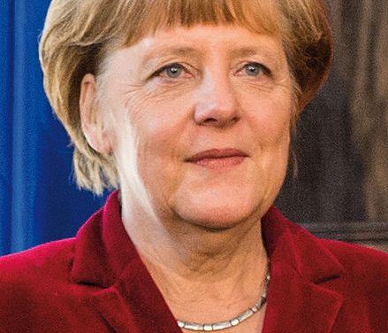Besuch der Bundeskanzlerin Angela Merkel aus Sicht der Polizei