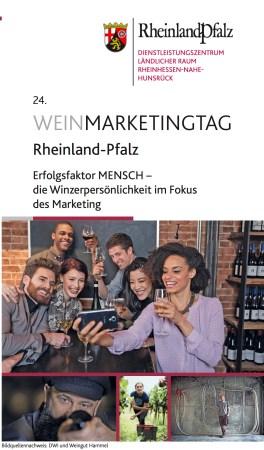 24. WeinMarketingtag Rheinland-Pfalz.