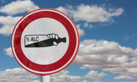 Verkehrsunfall unter Alkoholeinfluss in Weinolsheim