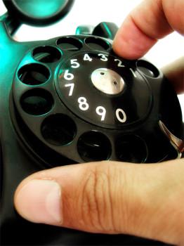 Anruf durch falsche Polizeibeamte in Bodenheim