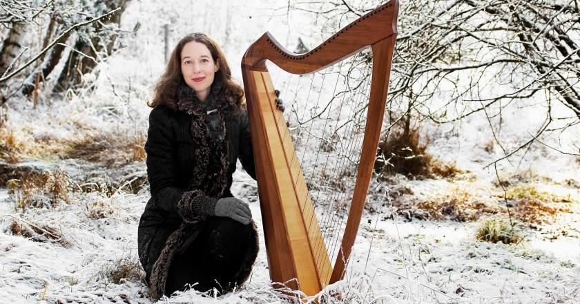 Nadia Birkenstock – Celtic Harp & SongEigene Songs & Traditionals von den keltischen Inseln