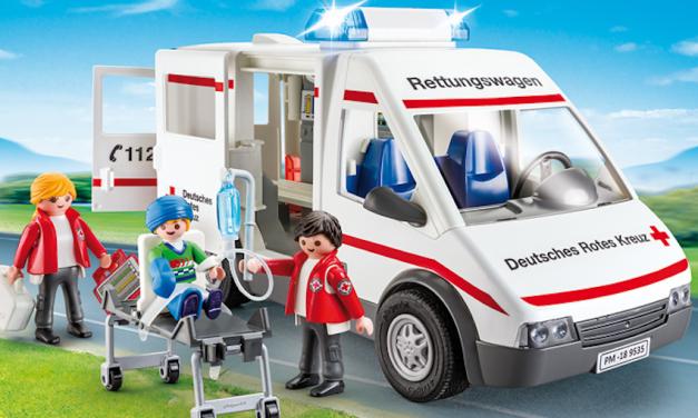 DRK meets Playmobil: Aktionstag für Kinder und Rotkreuzfans am 29. September in Mainz