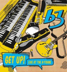 B3 featuring Ron Spielman am 3. November im KulturGUT
