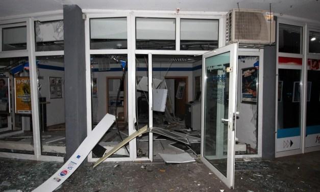 Geldautomat in Ingelheim gesprengt – Polizei sucht Zeugen