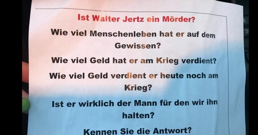 Ermittlungsverfahren gegen Verteiler von Flugblättern in Oppenheim eingeleitet