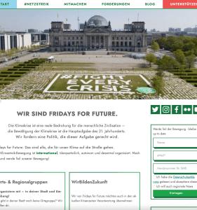 Fridays For Future Mainz zum Deutschen Earth-Overshoot-Day am 03.05.