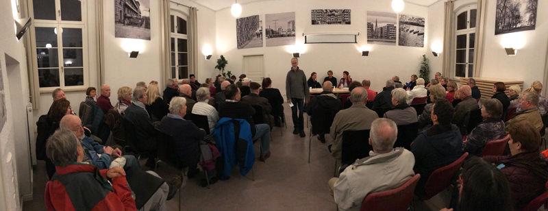 WiR – Wohnen in der Rummelsburger Bucht Nachbarschaftsverein – Beratung Mieter Hauptstrasse 2017