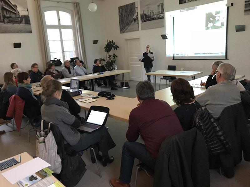 WiR – Wohnen in der Rummelsburger Bucht Nachbarschaftsverein – Patienteninformationsveranstaltung März 2018
