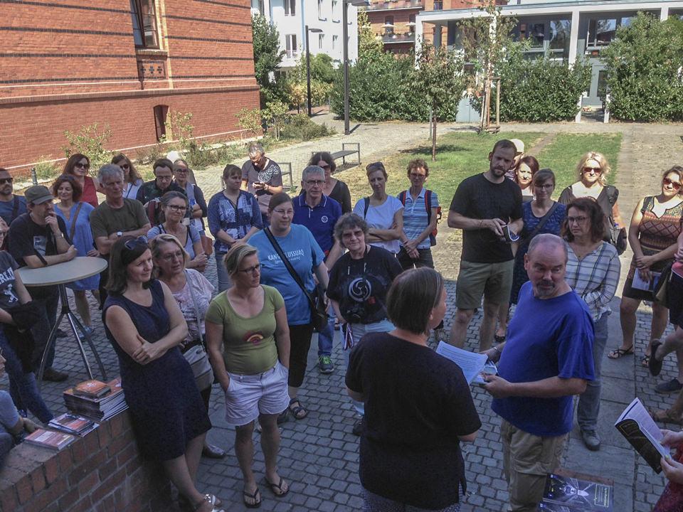 WiR – Wohnen in der Rummelsburger Bucht-Nachbarschaftsverein – Tag des offenen Denkmals 2018 02
