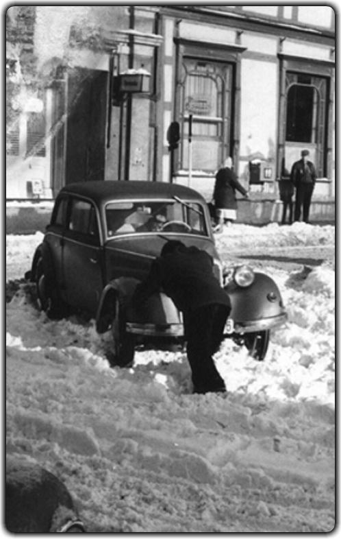 Winter Markt