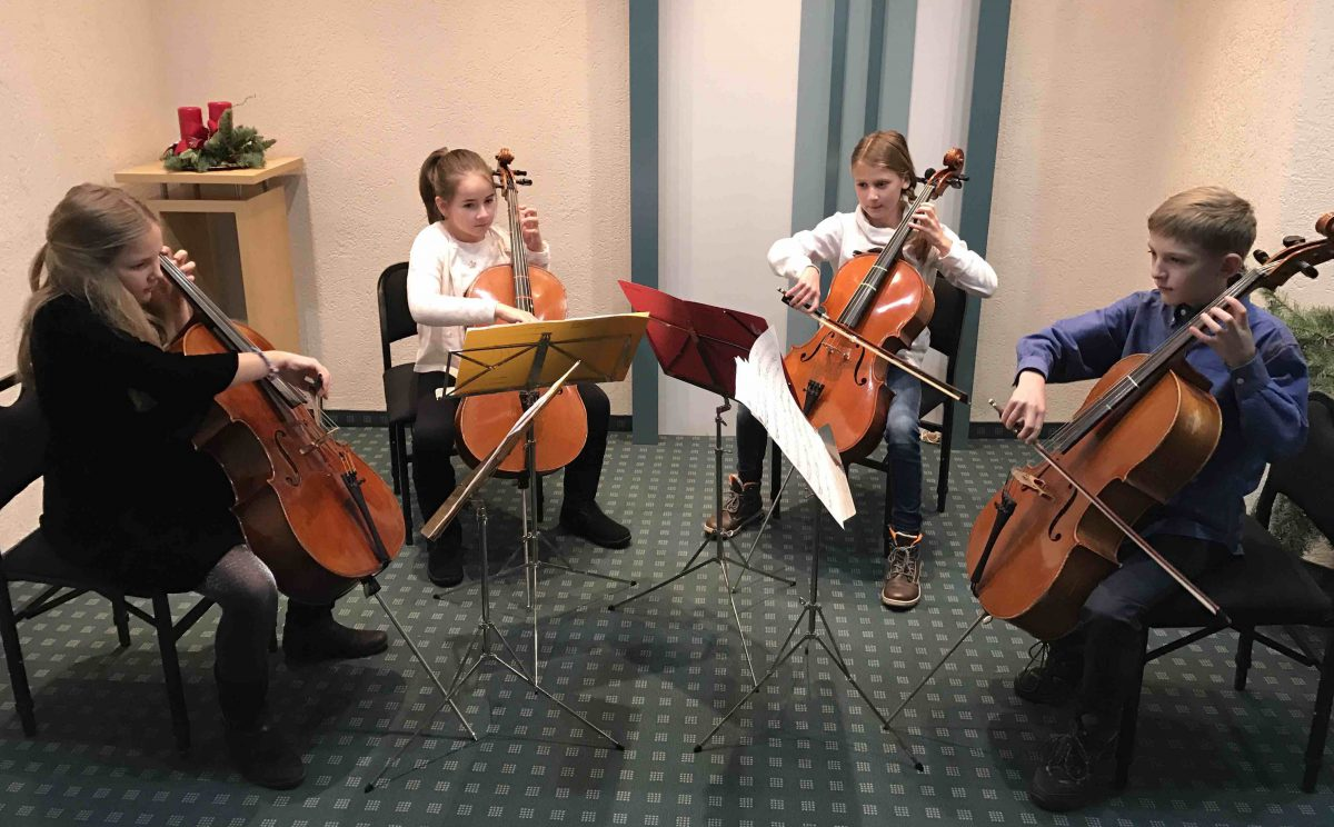celloquartett