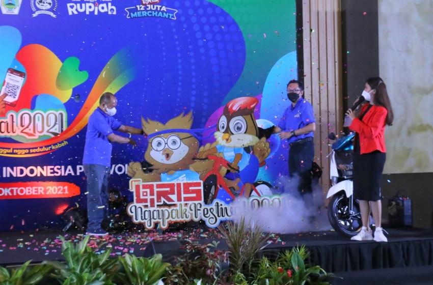 Genjot Target Merchant QRIS, BI Purwokerto Gelar QRIS Ngapak Festival 2021