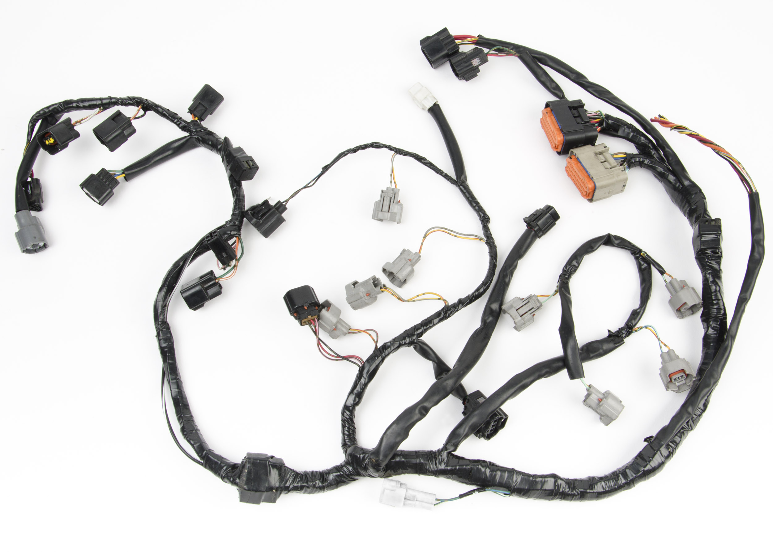 Mazda 3 Headlight Wiring Harness