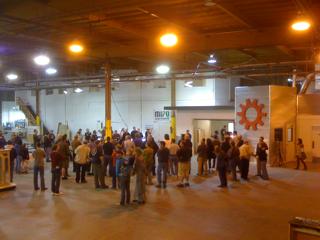 TechShop Portland Grand Opening