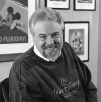 Wayne Allwine, 1947 - 2009 (Image from Disney.com)