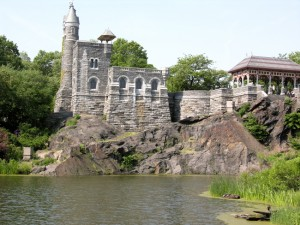 Belvedere Castle in Central Park.    Photo: Brad Moon
