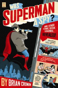 """Cover of """"Was Superman a Spy?"""""""