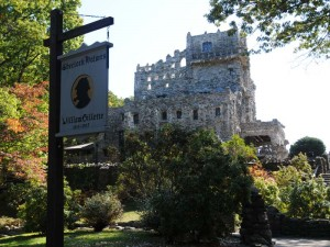Gillette Castle State Park in East Haddam, Connecticut